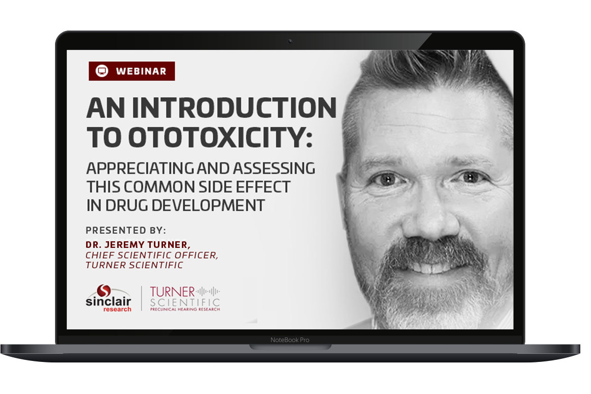 An Introduction to Ototoxicity