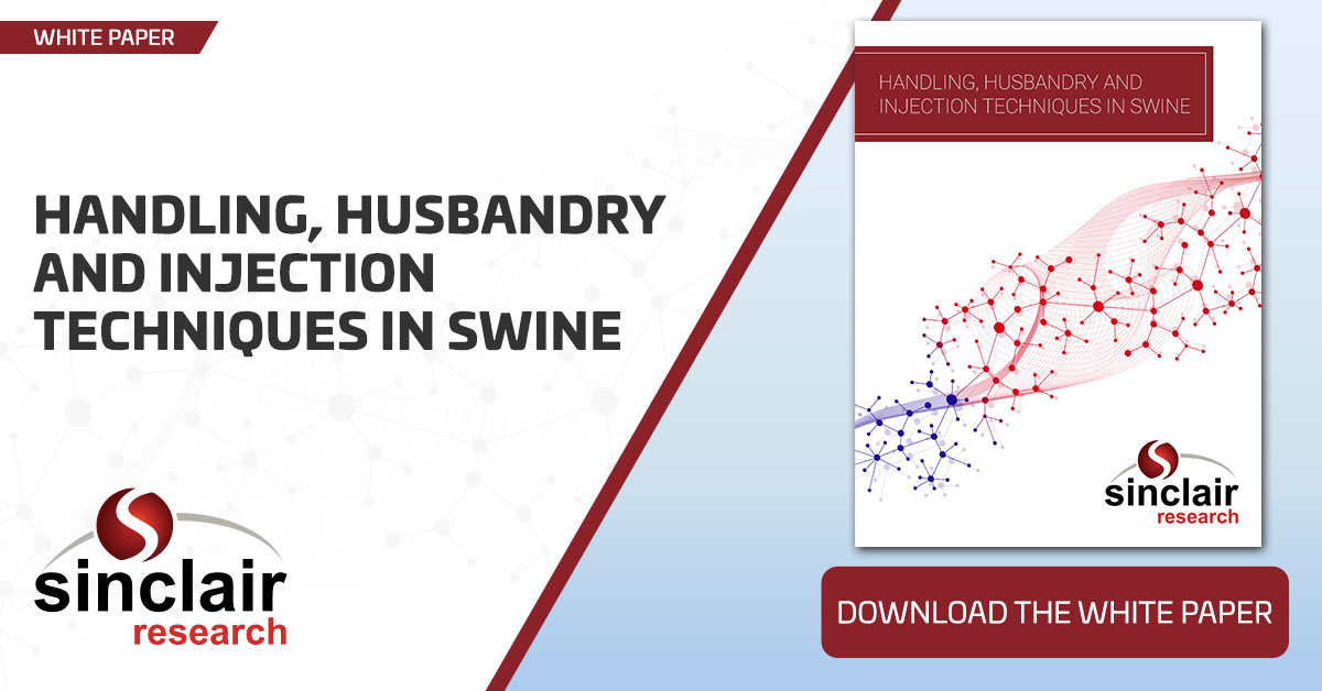 Handling, Husbandry and Injection Techniques in Swine - sciwhi014